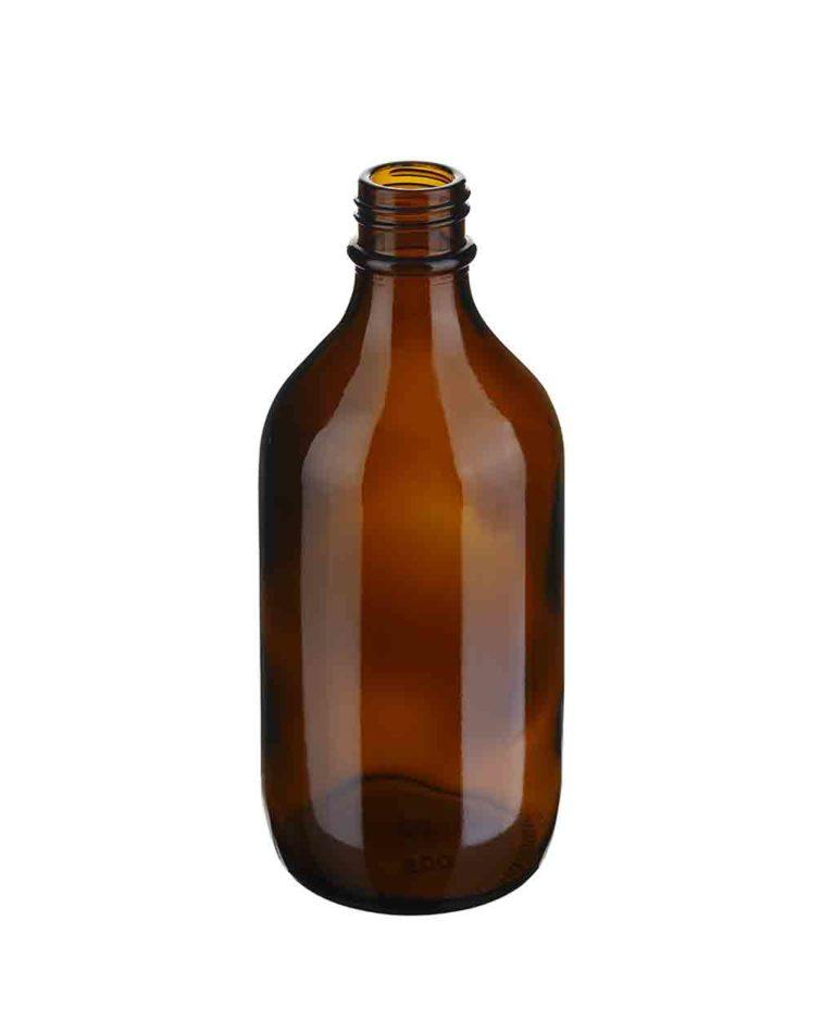 Winchester 500ml 31/R6 glas bruin