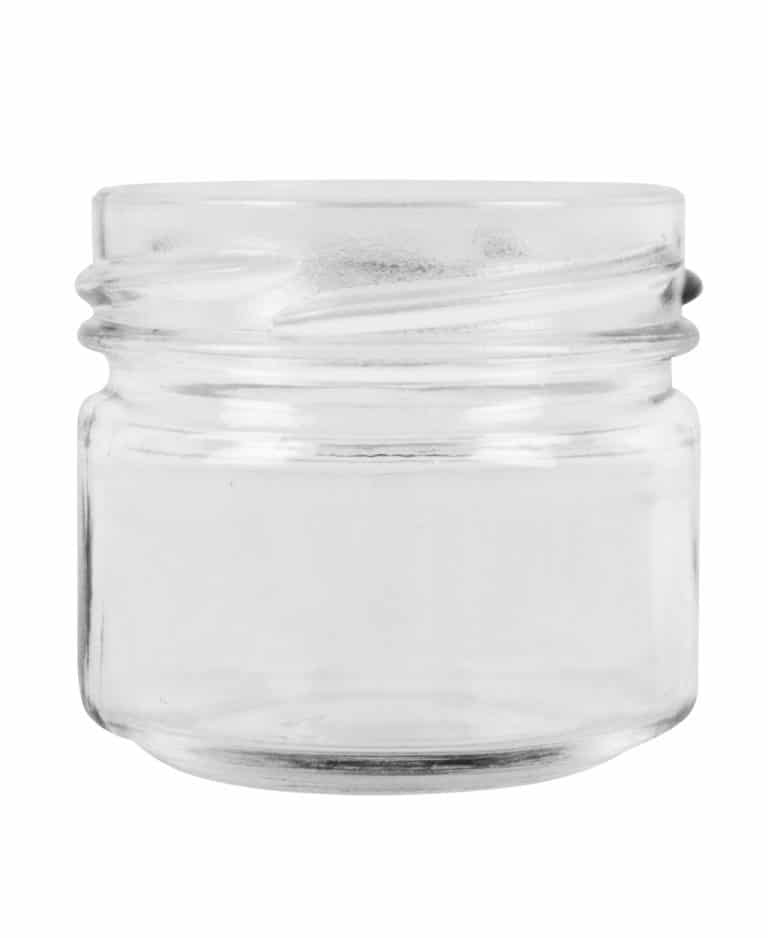 Verrine pot 070ml 53TO glas wit