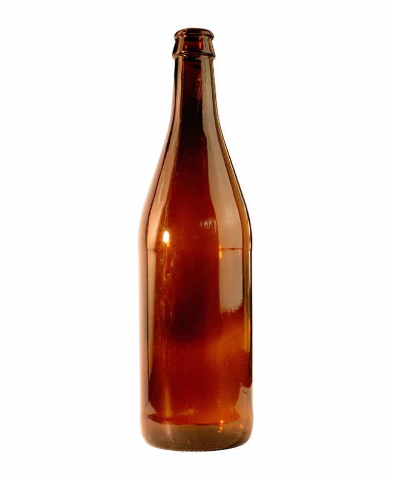 Bierflasche 660ml Krone vichy