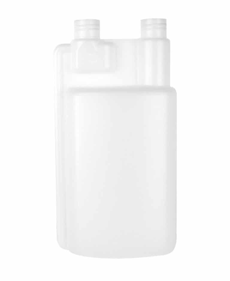 Dosing bottle 1000/25ml 2N 31/R6 HDPE natural