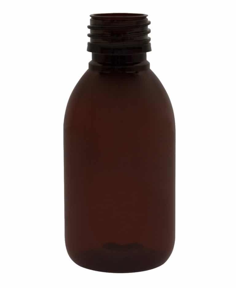 Alpha sirop 125ml 28ROPP PET amber