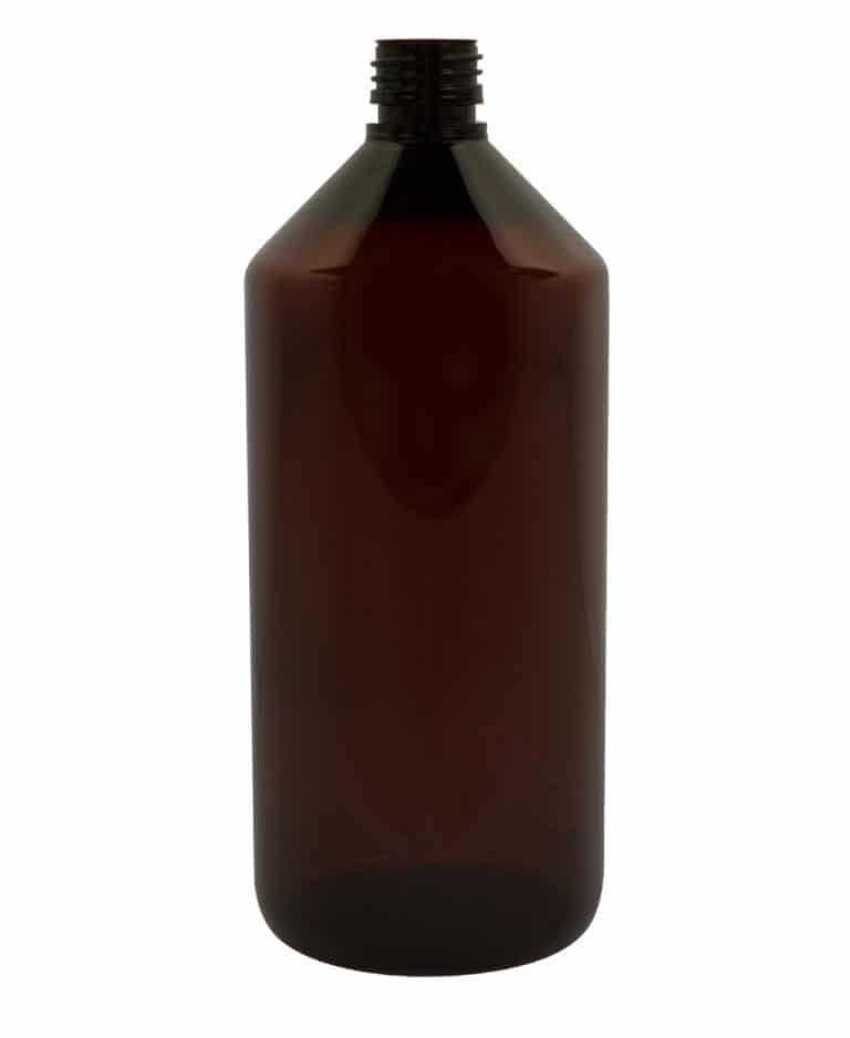 Veral 1000ml 28ROPP PET amber