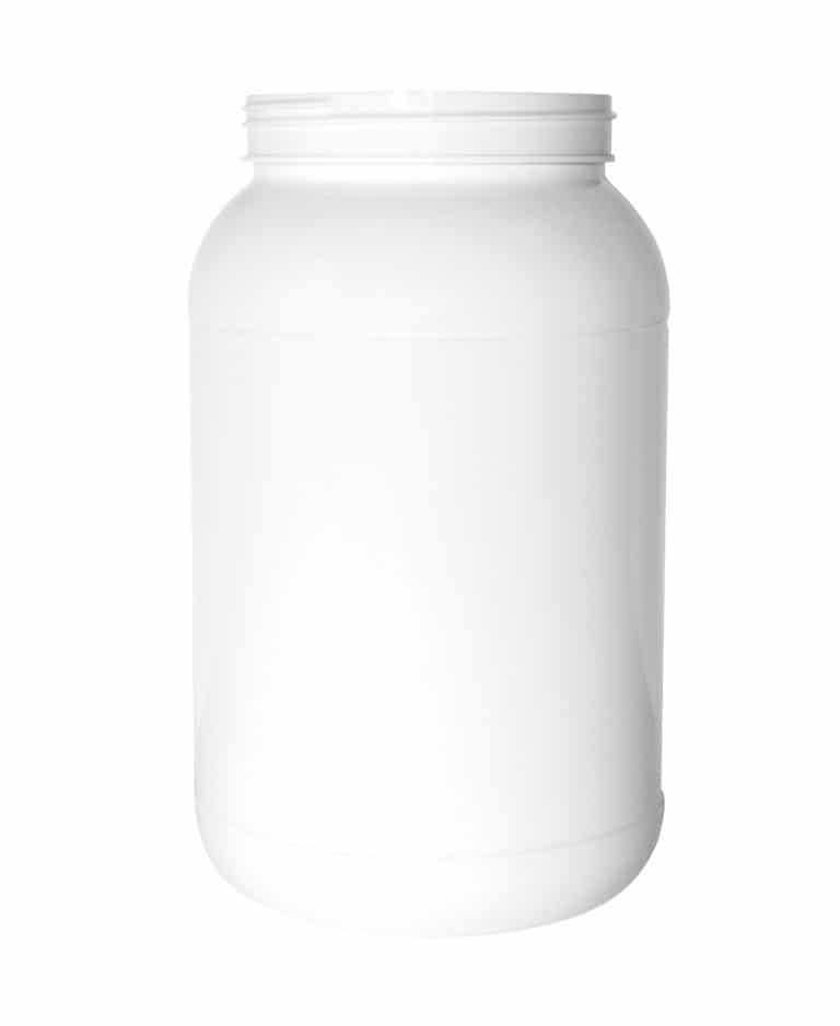 Pet jar 4000ml 120CT PET