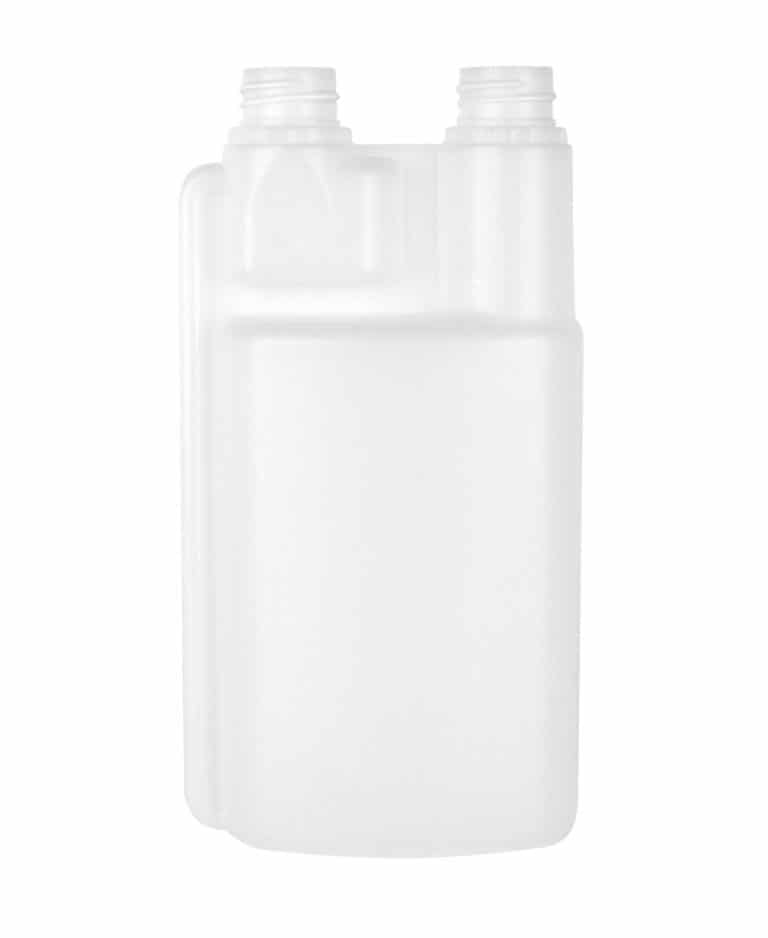 Dosing bottle 500/25ml 2N 28TE HDPE natural