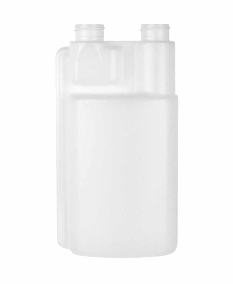 Dosing bottle 500/25ml 2N 28/400 HDPE natural