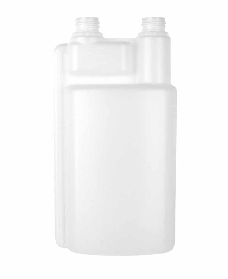 Dosing bottle 1000/50/60ml 2N 28TE HDPE natural