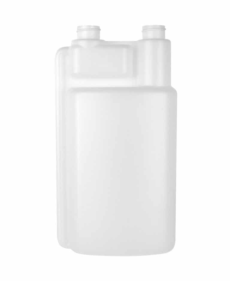 Dosing bottle 1000/50/60ml 2N 28/400 HDPE natural