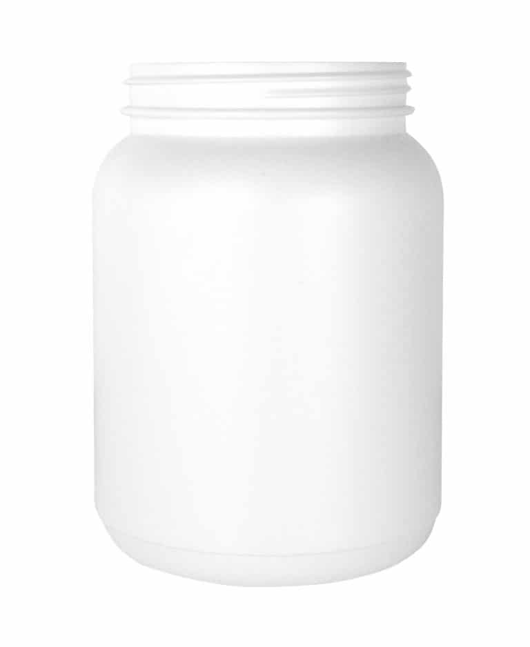 Roundpacker 1500ml 100CT HDPE