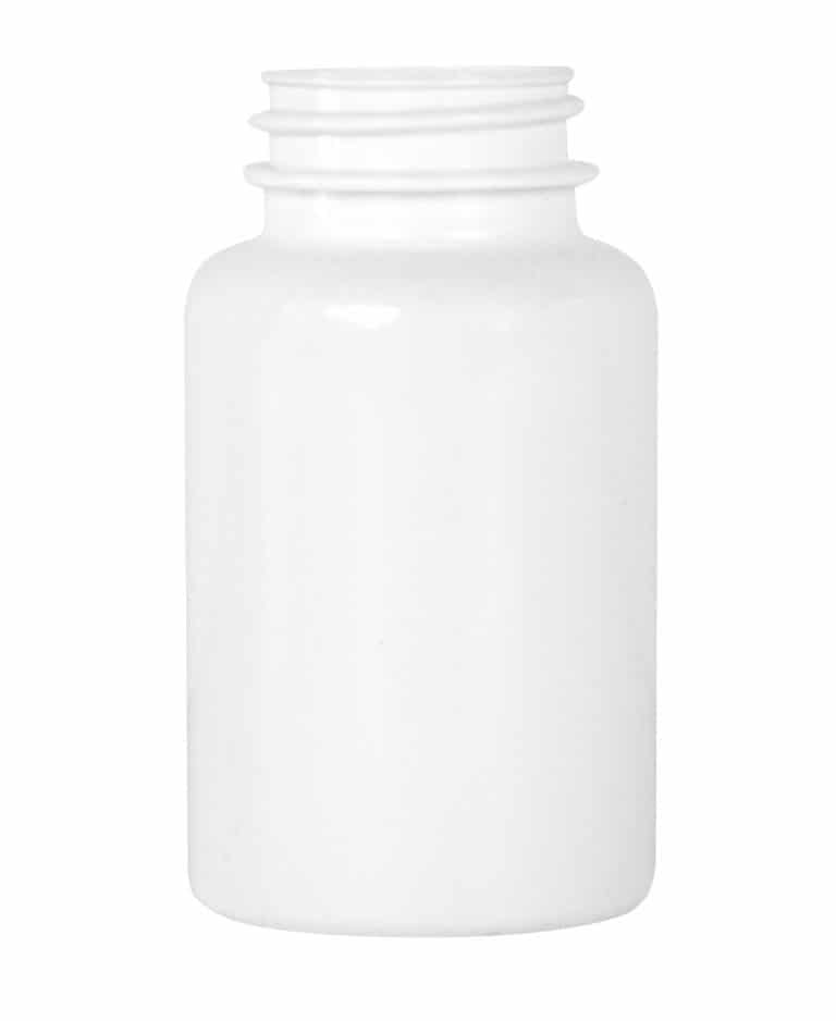 Polypacker 150ml 38CT PP white glossy