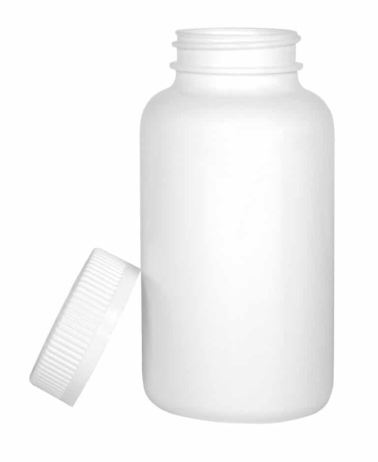 Polypacker 300ml 45CT PP white glossy