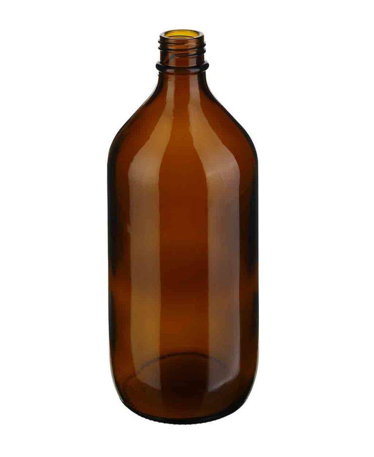 Winchester 1000ml 31/R6 glas bruin