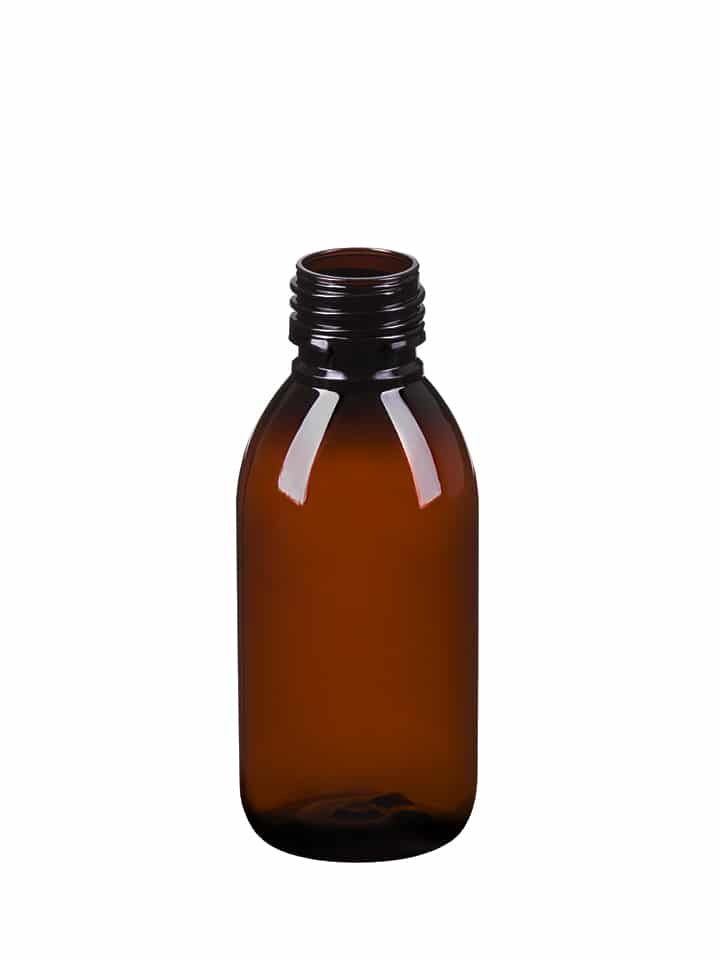 Alpha sirop 150ml 28ROPP PET amber