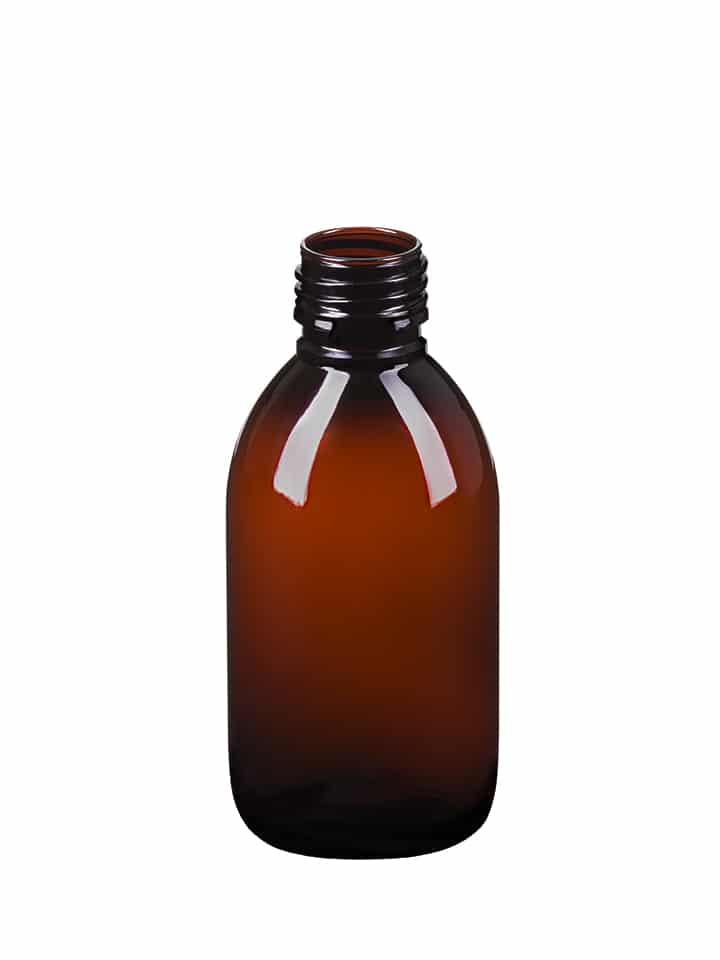 Alpha sirop 200ml 28ROPP PET amber