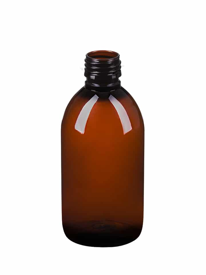 Alpha sirop 300ml 28ROPP PET amber