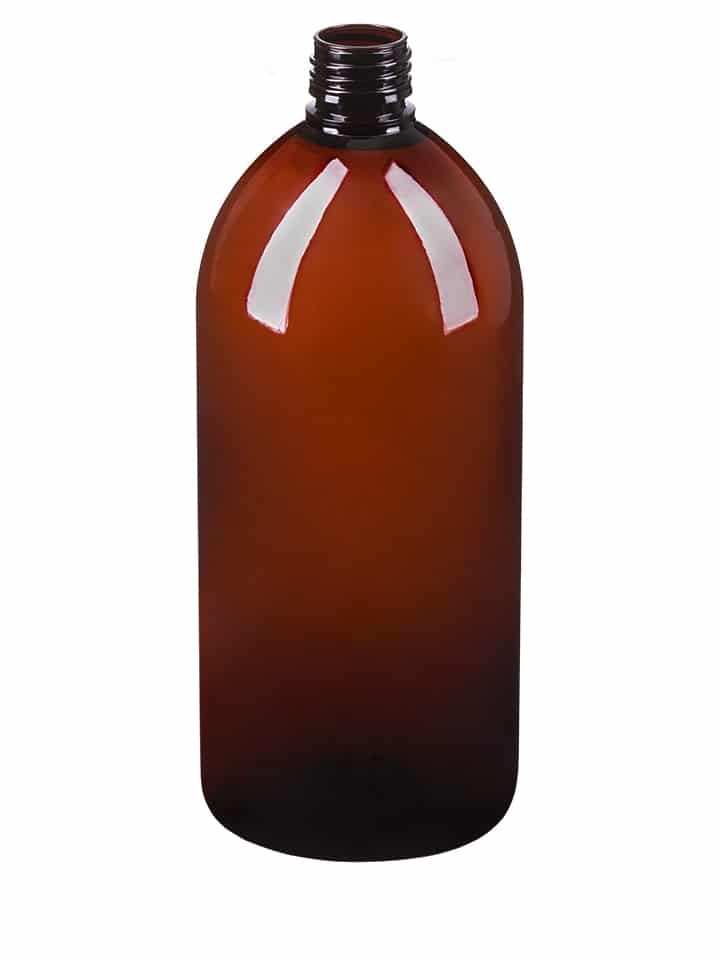 Alpha sirop 1000ml 28ROPP PET amber