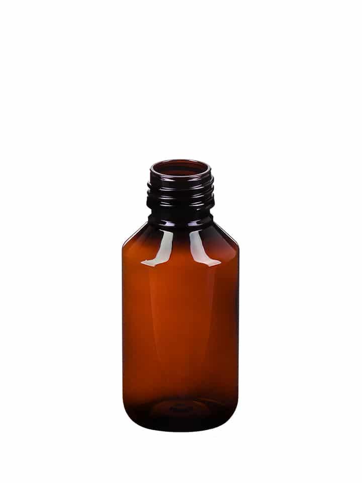 Veral 125ml 28ROPP PET amber
