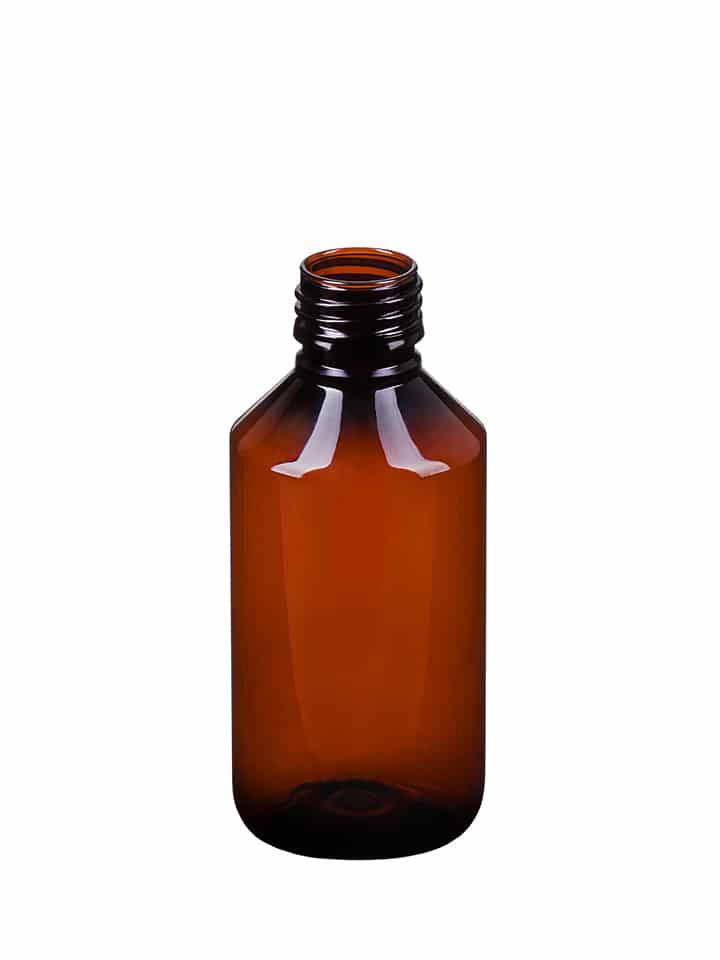 Veral 200ml 28ROPP PET amber