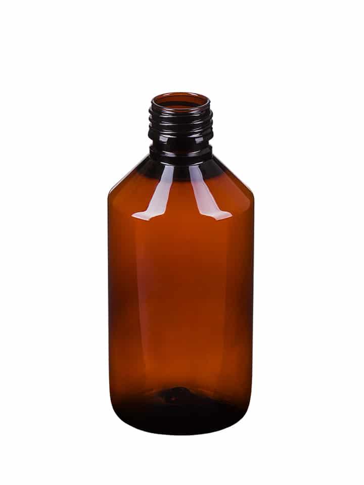 Veral 300ml 28ROPP PET amber