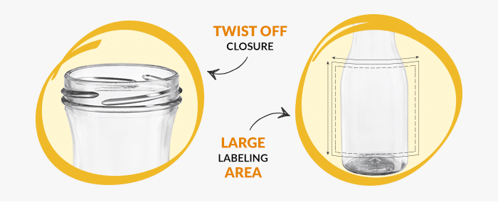 carafe glass bottle updates