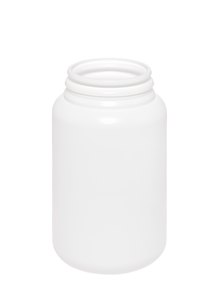 Roundpacker 150ml 43HG HDPE