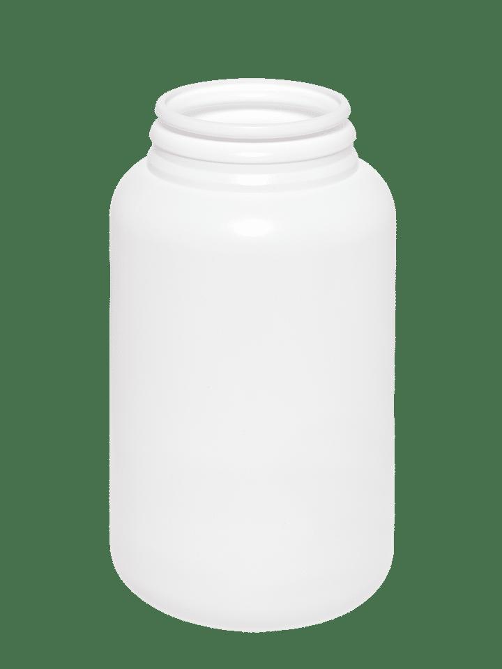 Roundpacker 200ml 43HG HDPE