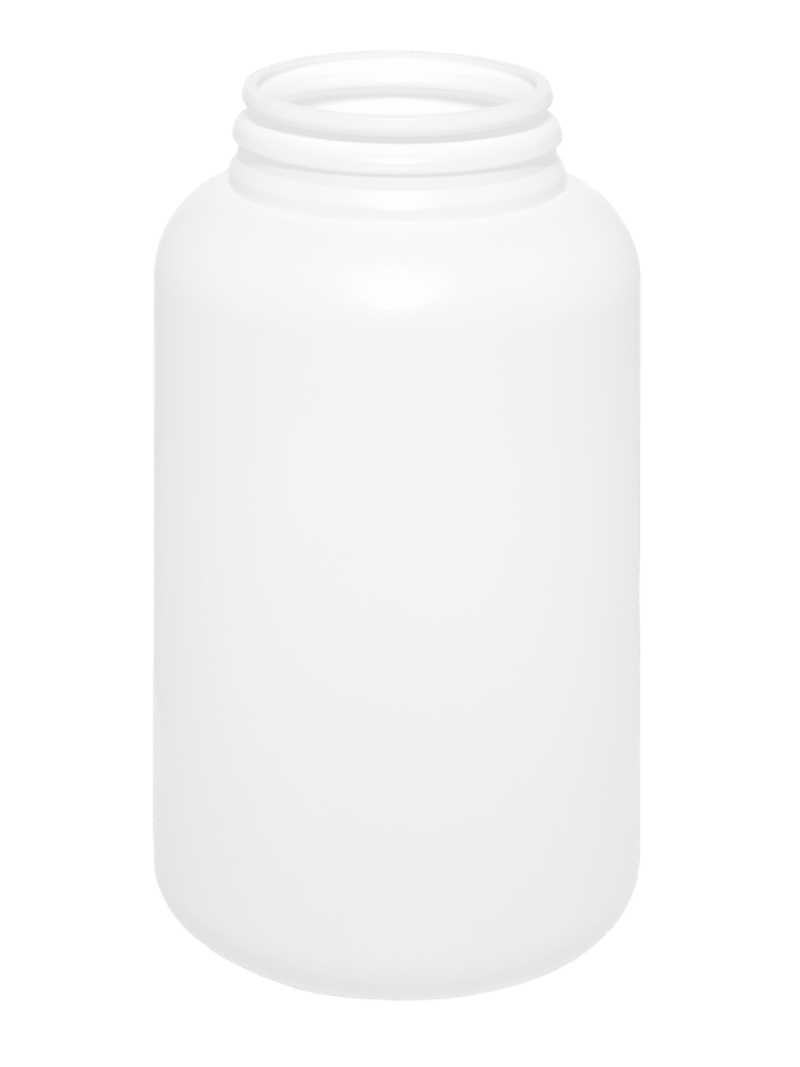 Roundpacker 250ml 43HG HDPE