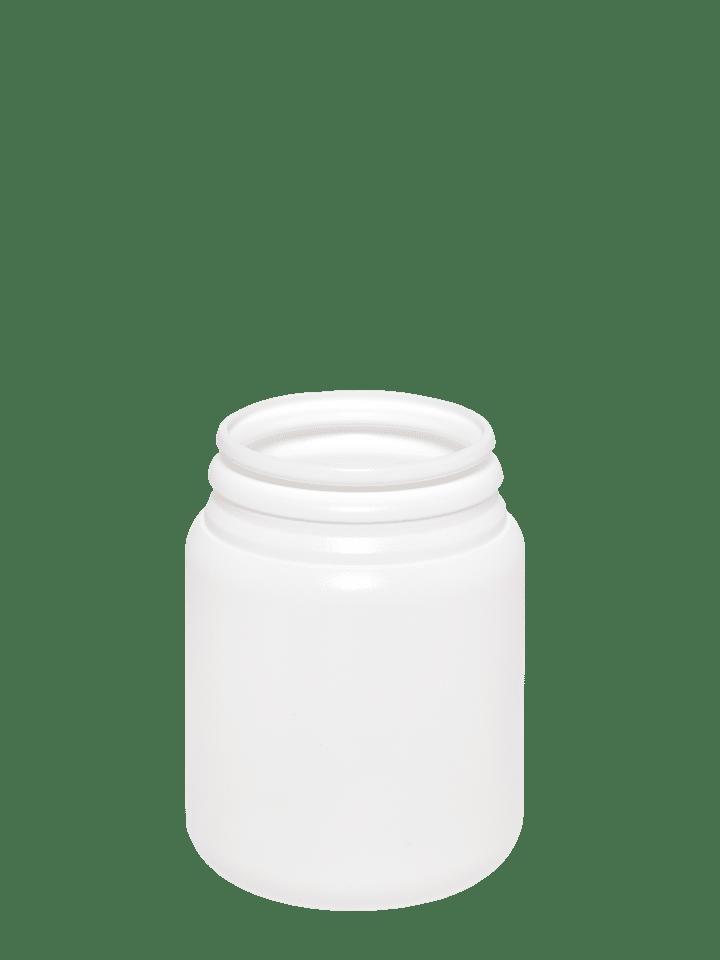 Roundpacker 75ml 43HG HDPE