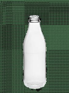 Juice bottle 1000ml 38CT PET round