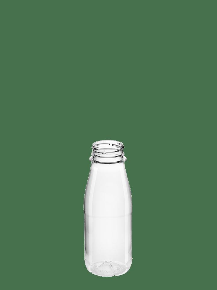 Juice bottle 250ml 38CT PET round