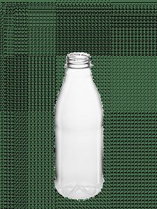 Juice Bottle 750ml 38CT PET round