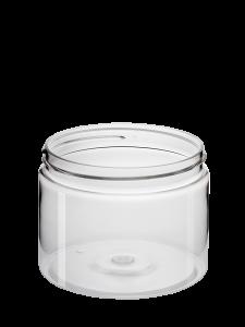 Cylindrical Jar 500ml 100CT PET