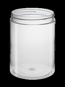 Cylindrical Jar PET